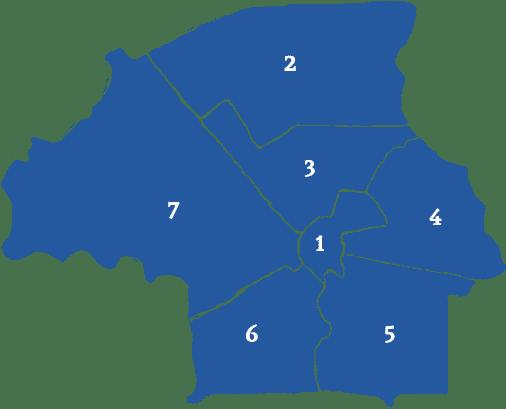 Makelaar vergelijken in verschillende stadsdelen in Eindhoven