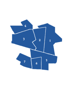 Makelaars vergelijken in wijken in Ede (kaart)